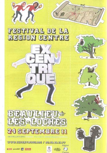Festival Excentrique  dans Actualités excentrique